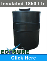 1850 Litre Insulated Tank